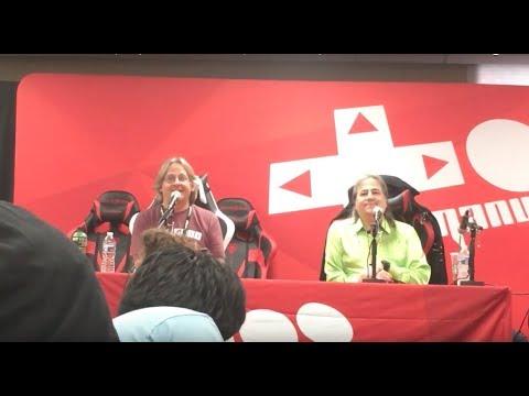 BOWSER Vs. ROBOTNIK (Kenny James & Mike Pollock) Panel - TooManyGames 2018
