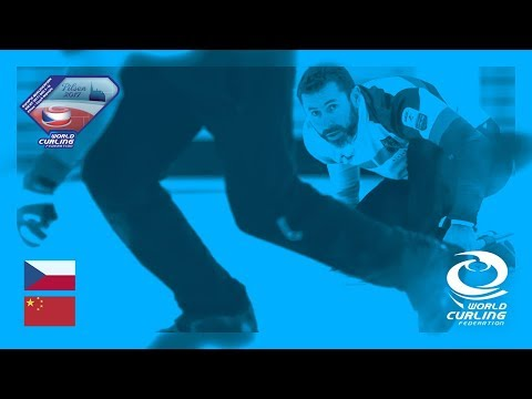 Czech Republic v China - Men - Olympic Qualification Event 2017