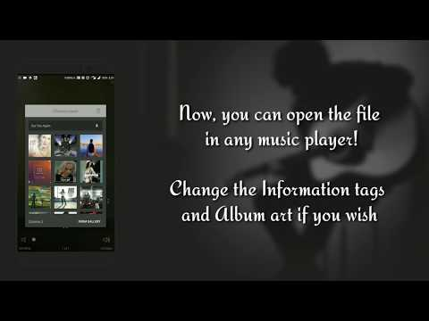 How to Download and Play Music from Saavn/Spotify in Other Music Players
