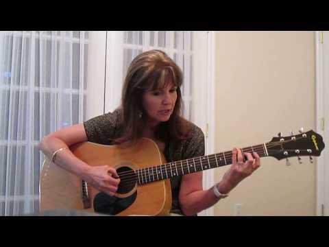 The Rose Bette Midler Guitar Tutorial