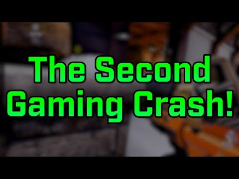 The Second Gaming Crash is Impossible.