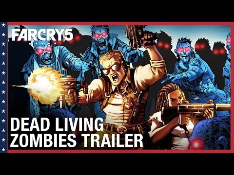 Far Cry 5: Dead Living Zombies Launch Trailer | Ubisoft [NA] thumbnail