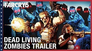 Far Cry 5: Dead Living Zombies Launch Trailer | Ubisoft [NA]