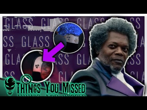 44 Things You Missed In Glass (2019)