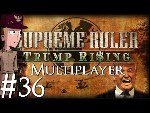 Supreme Ruler Ultimate   Trump Rising   Multiplayer   Poland   Part 36