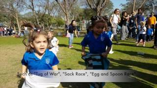 Sports Week - Blossom Downtown - Mini Olympics 2017
