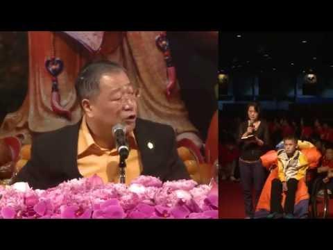 2016-07-01~06 香港 Hong Kong 卢台长Master JunHong Lu 世界佛友见面会【看图腾精选1】