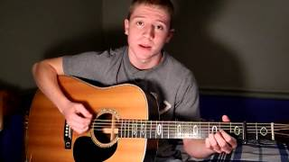 """You"" by Chris Young - Cover by Timothy Baker"