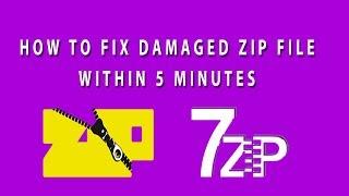 How to fix 7-zip error not supported archive, 7 Zip Errors Videos