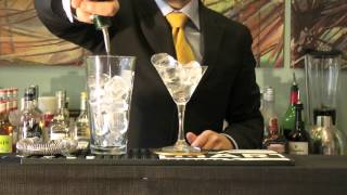 "Cocktail Martini ""barmanitalia"""