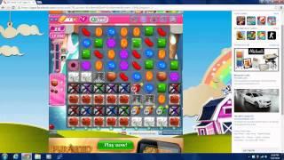 Candy Crush Saga Level 502 No Boosters