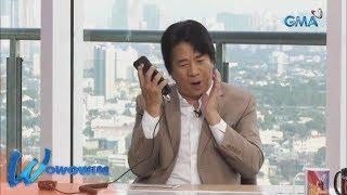 Wowowin: Isang caller, pinagdudahan kung tunay si Kuya Wil!