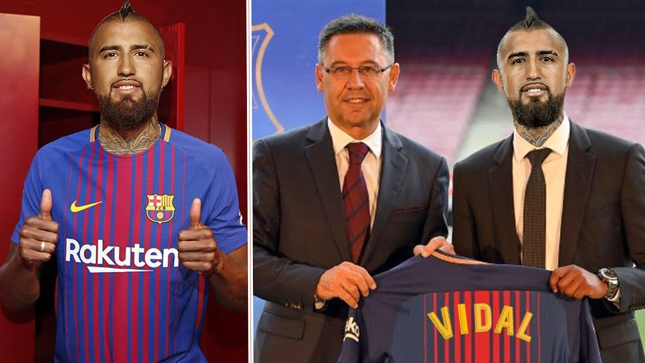 official-arturo-vidal-welcome-to-barcelona-confirmed-rumours-summer-transfers-2018