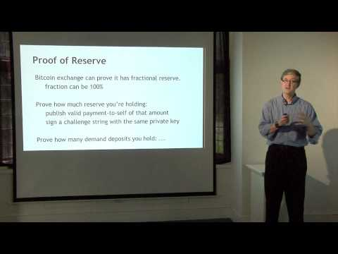 Lecture 4 — How To Store And Use Bitcoins
