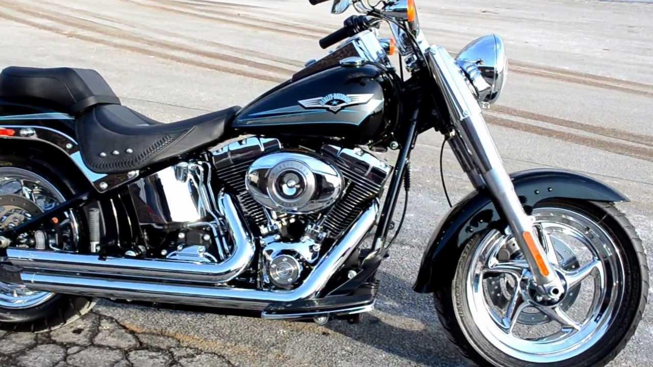 Harley Davidson Flstf Fatboy For Sale