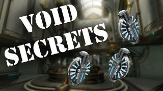 How to Find Secret Rooms   Warframe Guide