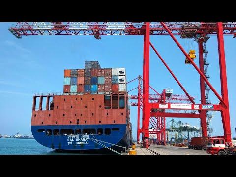 Tuticorin Port | VOC Port Thoothukudi