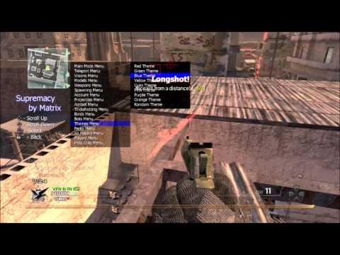 MW2 1 14]Supremacy V5 SPRX (Pre-Lobby & Host-Menu+Non Host