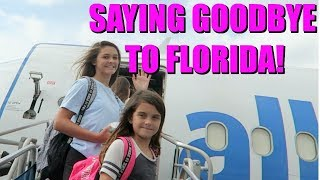 Video SAYING GOODBYE TO FLORIDA! PACKING TO LEAVE! download MP3, 3GP, MP4, WEBM, AVI, FLV September 2017