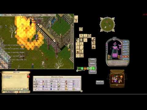 [Atlantic PvP] Alchemy Mystic Ninja Mage God - Ultima Online