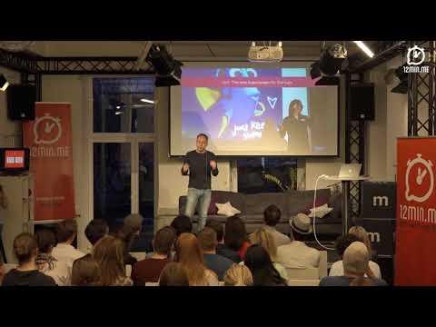 Markus von der Lühe @12min.me - When the Going gets tough - an honest look at entrepreneurship