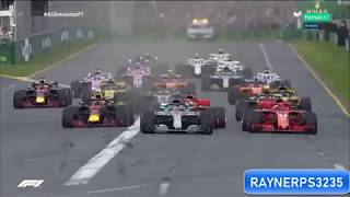 F1 Round 1 Australian Grand Prix HIGHLIGHTS