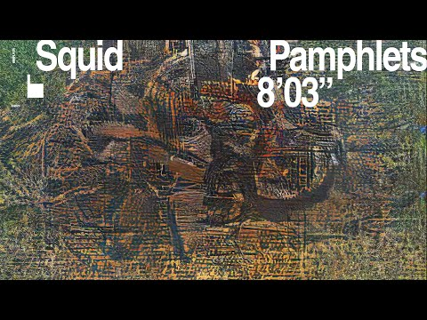 Squid - Pamphlets (Official Audio)