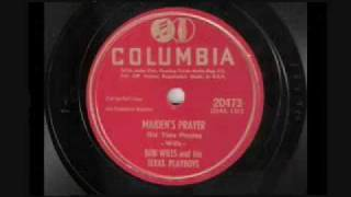 Bob Wills & His Texas Playboys - Maiden