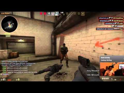 weirdest pistol round ace ever