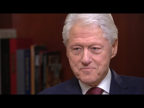 President Clinton on his friendship with President Bush