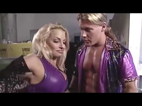 WWE Top 5 Kisses of Diva Trish Stratus The Rock, Chris Jericho.......