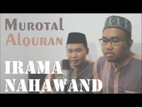 VIRAL!!! Murotal Alquran Irama Nahawand Al Fatihah & Al Muthaffifin Qari Ustadzkris PLQM Bandung
