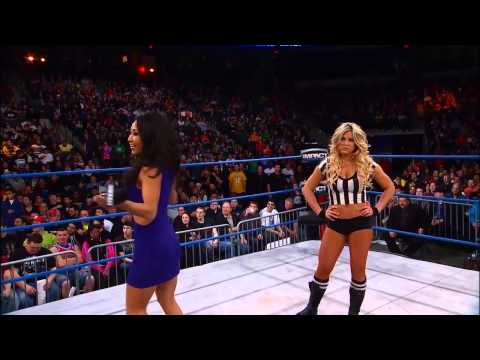 Taryn Terrell Gets her Punishment from Brooke Hogan  Mar 21, 2013