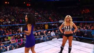 Taryn Terrell Gets her Punishment from Brooke Hogan - Mar 21, 2013