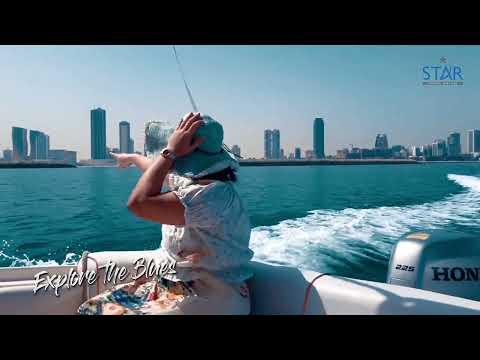 Trip to Sandbar Island (BAHRAIN) - Star Marine Services