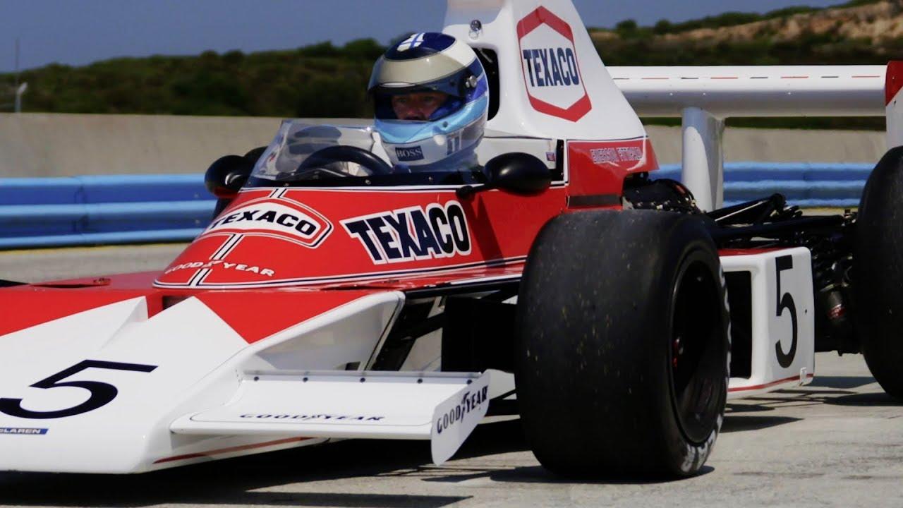 Mika Häkkinen tackles Laguna Seca (F1™ onboard)