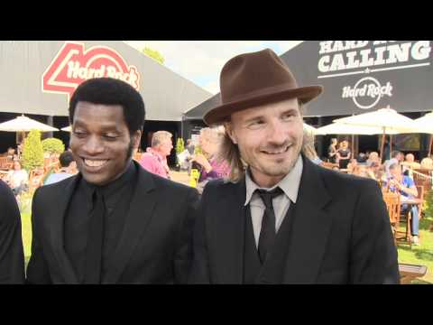 Vintage Trouble Interview - Hard Rock Calling 2011