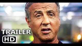 BACKTRACE Official Trailer (2019) Sylvester Stallone hollywood movie