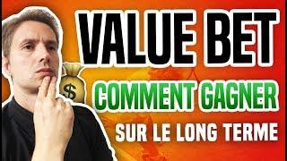 Value Bet Tennis : Tutoriel Paris Sportifs (pour gagner sur le long terme)