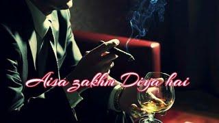 Aisa Zakhm Diya hai || Rahul Jain || Unplugged version || Heart Broken💔 Whatsapp Status video