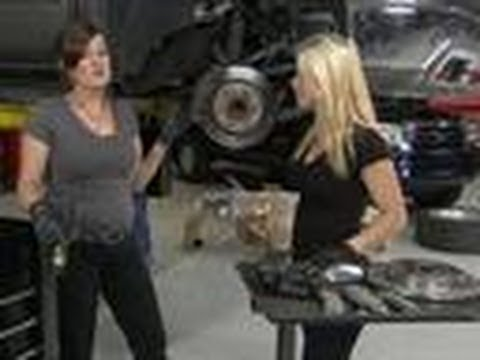 When and How to Replace Your Brakes  All Girls Garage  YouTube