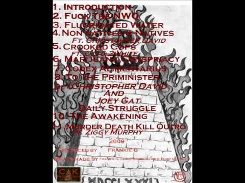 10.Frankie G - The Awakening [Revolutionary LP Free CD]