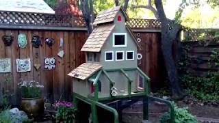 Video Serama Chicken Coop Tour download MP3, 3GP, MP4, WEBM, AVI, FLV Agustus 2018