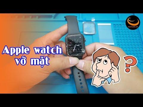 Đôi nét về quy trình thay mặt kính Apple Watch Series 4