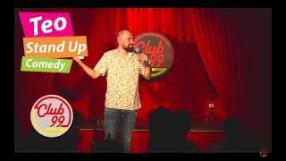 Teo - Manuale de sport | Club 99 | Stand-up Comedy