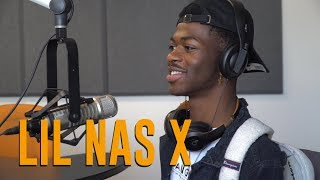 Lil Nas X Tells The Story Behind 'Old Town Road', The Country Charts, His Life A Year Ago  & More Video