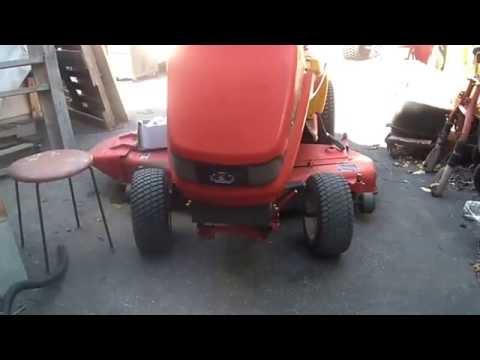 Kubota Tg Tractor D722sel Battery Charging