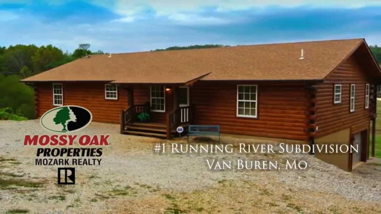 Sold Current River Home Cabin For Sale In Van Buren