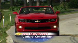 Chevrolet Camaro Convertible 2011 Videos
