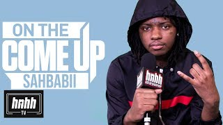 Sahbabii Talks Anime, Unknownism, Young Thug & More (HNHH's On the Come Up)